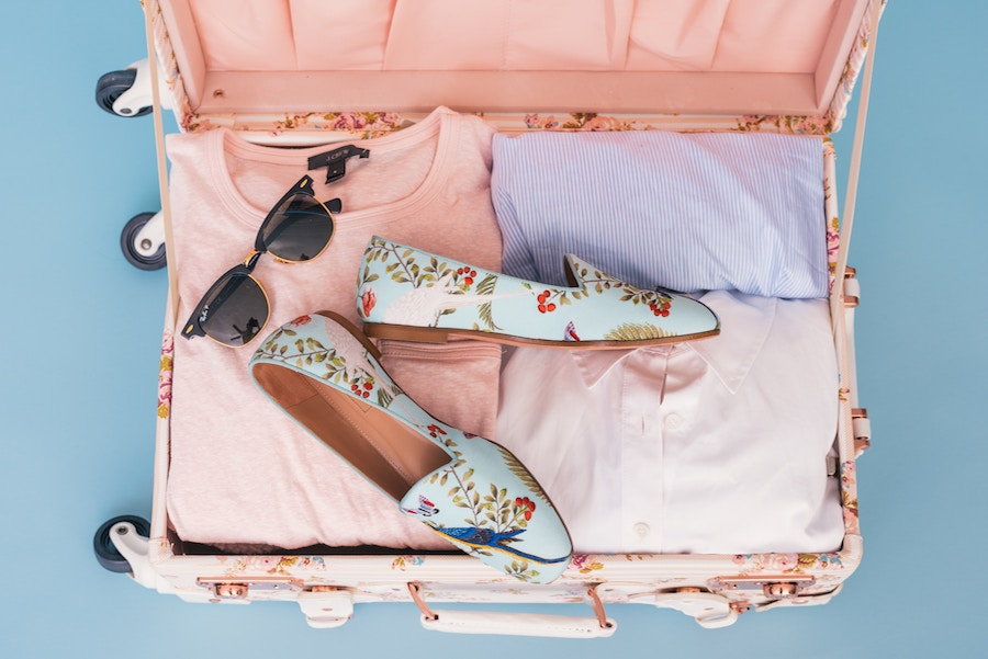 Packing your bag