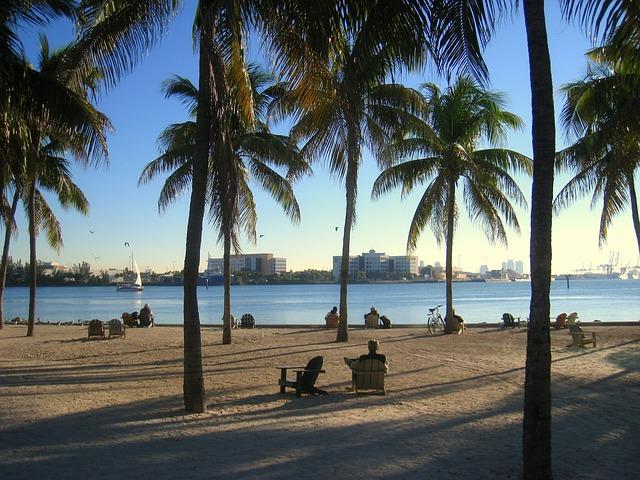 miami beach perfect for celebrities