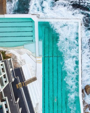 Bondi Icerbergs Pool