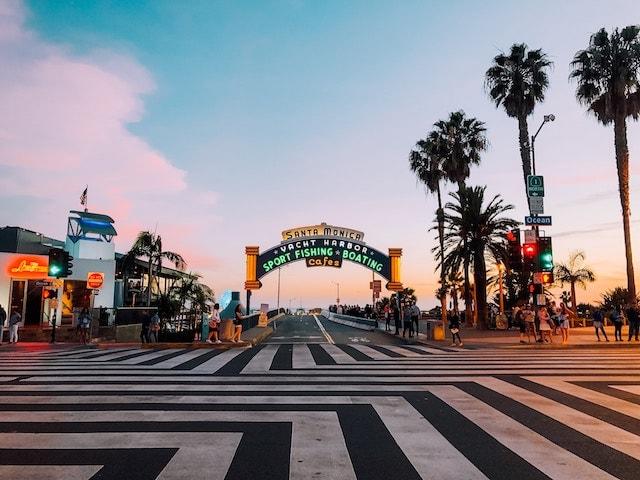 in Santa Monica, perfect for exploring post break up.