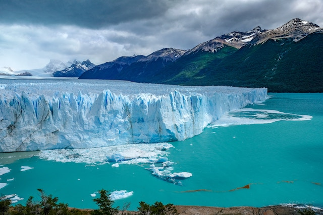 the Patagonia in South America, a beautiful landscape for September.
