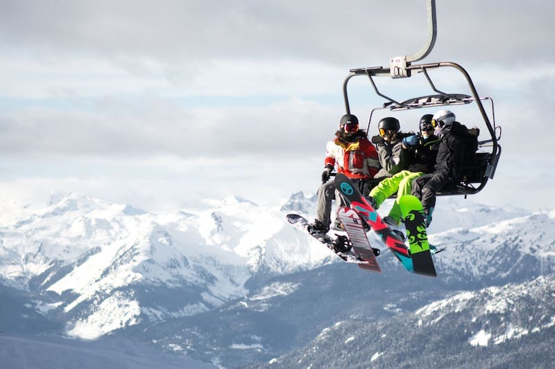 4 lugares mágicos para una escapada de esquí